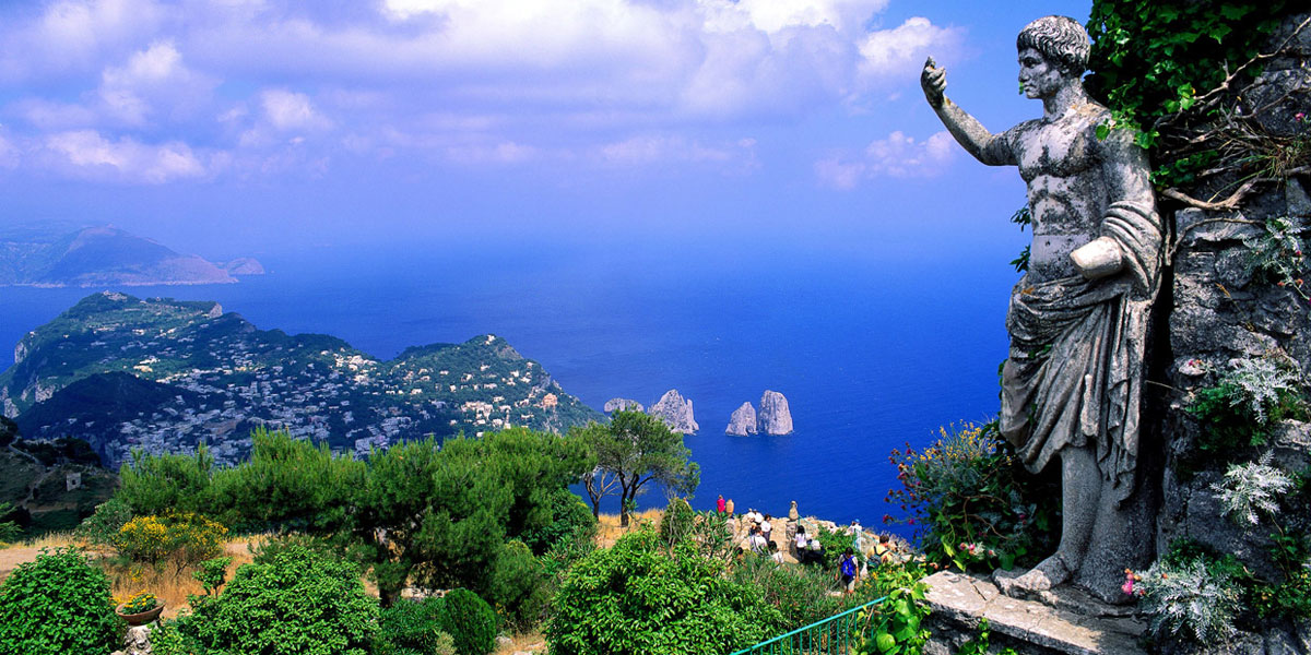 The idyllic isle of capri rome tours offerte last minute for Isle of capri tours